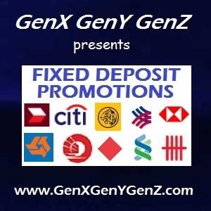 Fixed Deposit Promos Genx Geny Genz