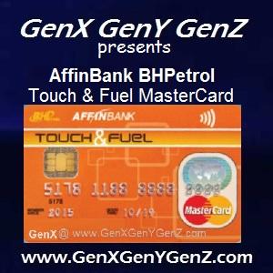 AffinBank BHPetrol Mastercard Review