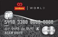 AmBank World MasterCard