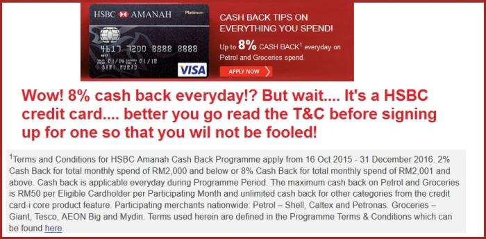 HSBC M Power Platinum AmanahGen