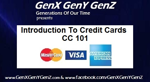 Introduction to Credit Cards Tutorial CC101 Feature