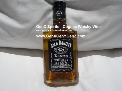 Jack Daniels 20cl Old Tennessee No.7 Macau