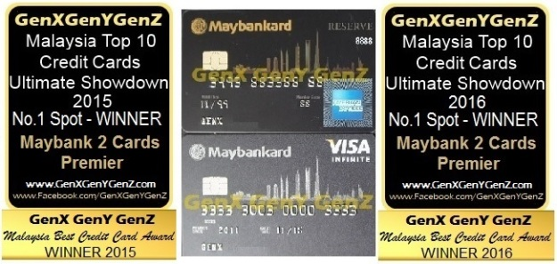 The Best Top 10 Credit Card in Malaysia 2017 | GenX GenY GenZ