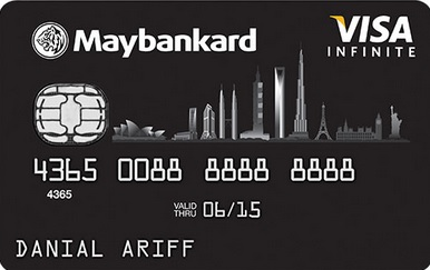 Maybank Infinite