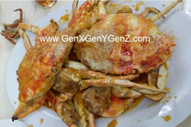 Seng Cheong Crab MAcau