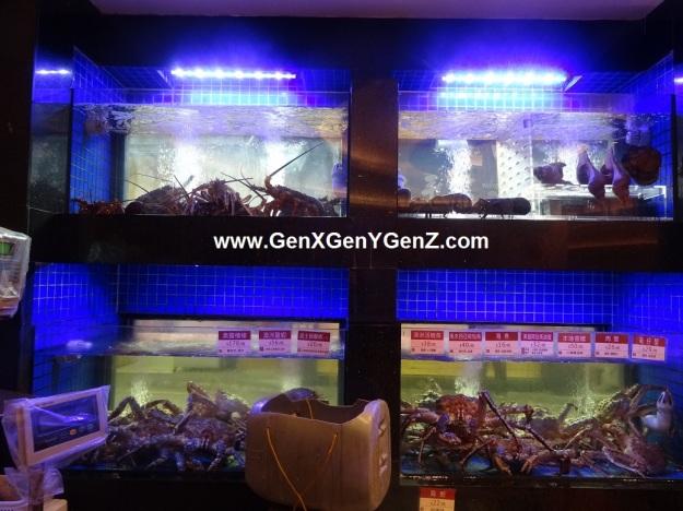 Tou Tou Koi Seafood Michellin Star Macau