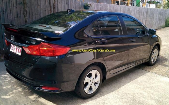 Honda City Limited Edition Side