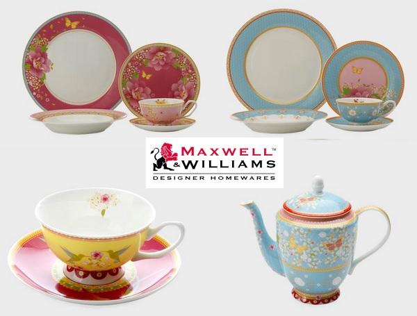 Maxwell Williams Cashmere Dinnerware
