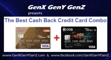 The Best Cash Back Credit Card Combo