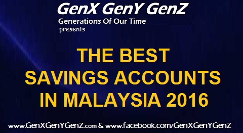 The Best Savings Accounts in Malaysia