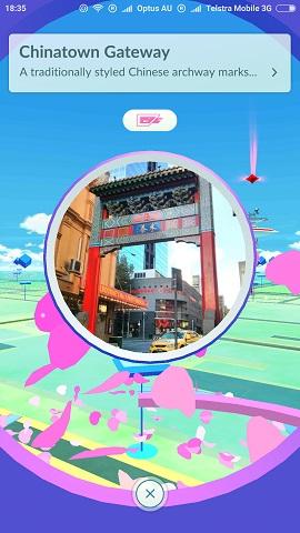 Pokemon Melbourne Chinatown