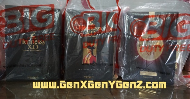 GenX Spirits Bought During Big Free Sale