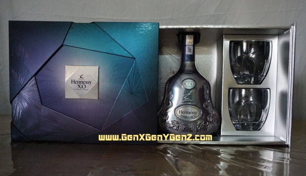GenX Spirits Hennessy XO Limited Edition 2018