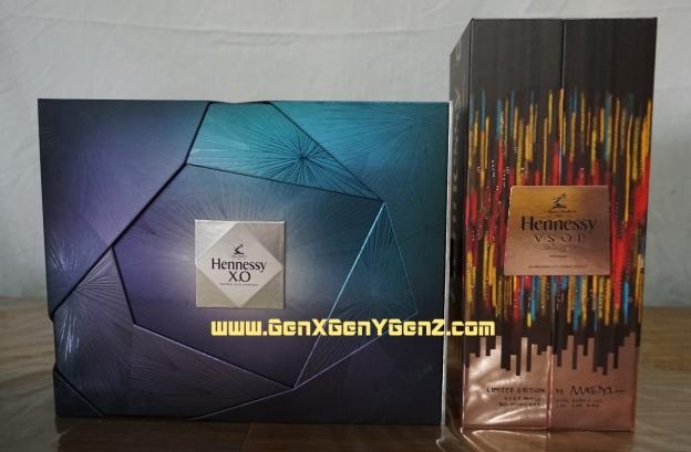 GenX Spirits Hennessy XO VSOP Limited Edition 2018