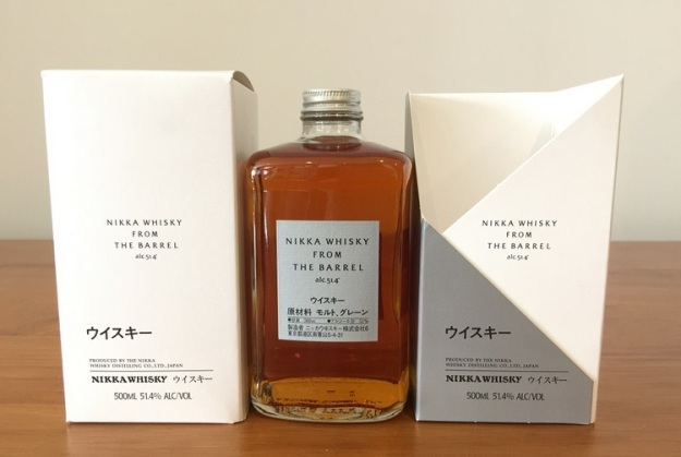 GenX Spirits Nikka From The Barrel