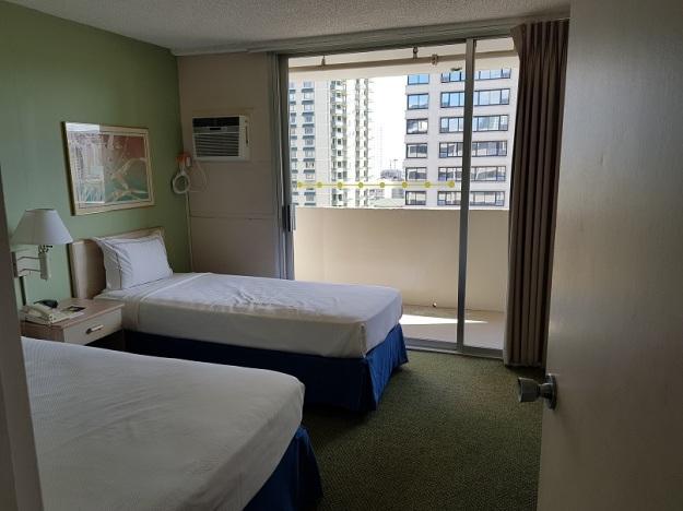 Ambassador Hotel Waikiki Family suite 2