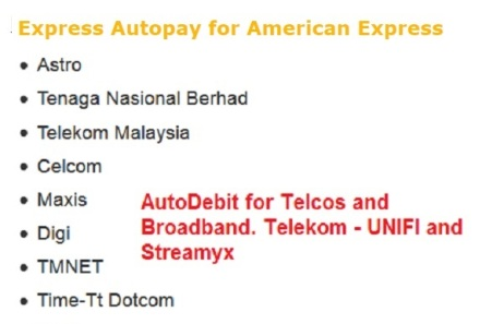 AMEX for Telcos