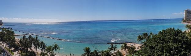 Aston Waikiki circle Panaroma
