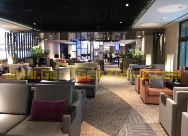 Dnata Changi Airport Lounge T1 4