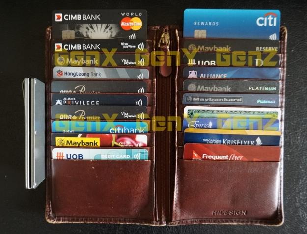GenX RFID Wallet