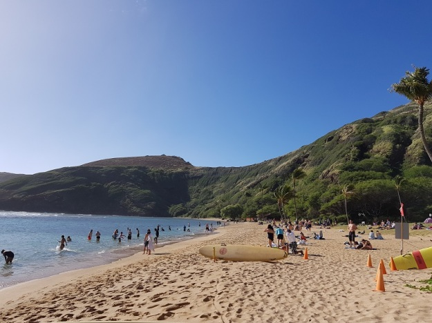 Hanauma Bay Beach Photo