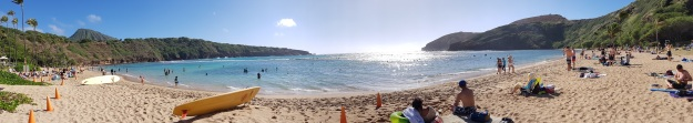 Hanauma Bay for Panaroma
