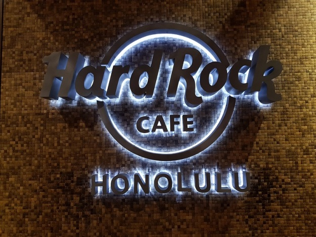 Hard Rock honolulu