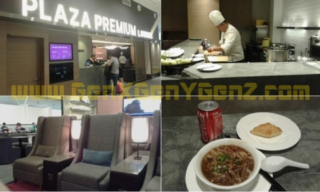 KLIA 2 Plaza Premium Lounge Gate L