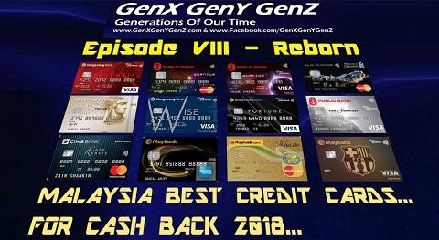 CASH BACK | GenX GenY GenZ