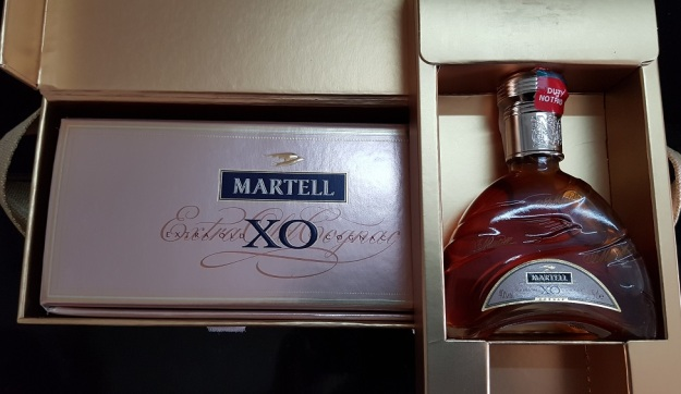 Marteill XO Limited Edition Box with Miniature Inside Box