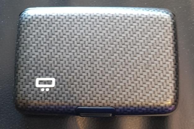 Ogon Aluminum Wallet