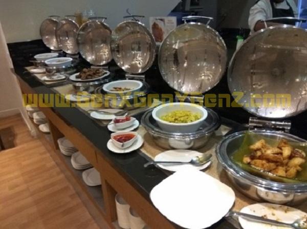 Sama Sama Airport Lounge KLIA 2 Malaysia Food 2
