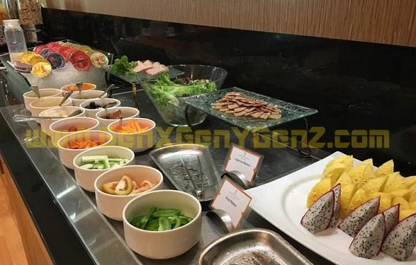 Sama Sama Airport Lounge KLIA 2 Malaysia Food