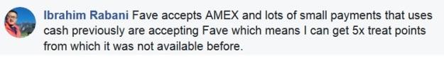 Tip on AMEX