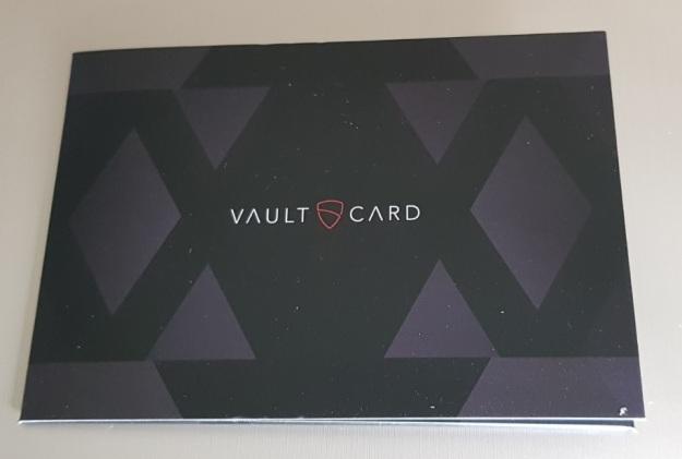 Vault Card 1