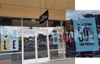 Waikele Premium Outlet Mall Honolulu Coach Sale