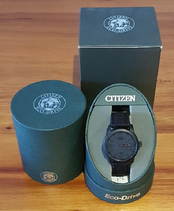 Citizen Eco Drive BM8475-00 Unboxing