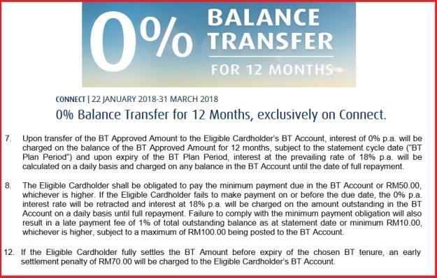 HLB Balance Transfer 2018