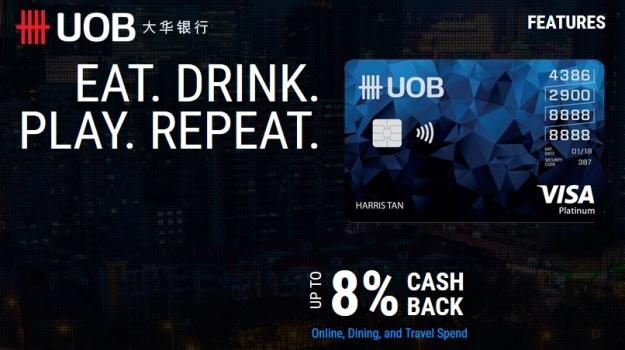 UOB YOLO Visa Review 2018