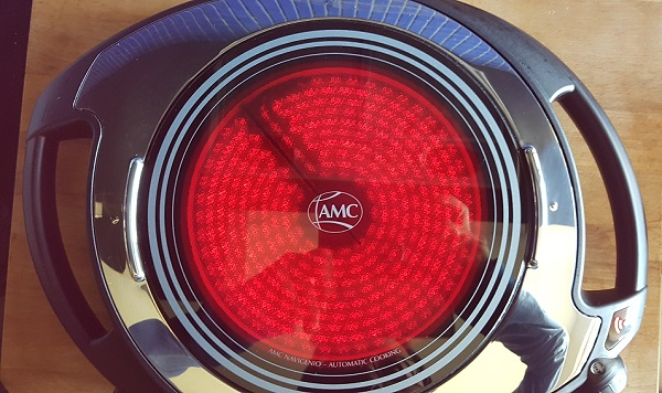 AMC Hot Plate Navigenio Heat On Bluetooth