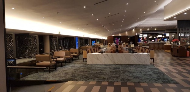 Malaysia Airlines New Golden Lounge KLIA 2018 1
