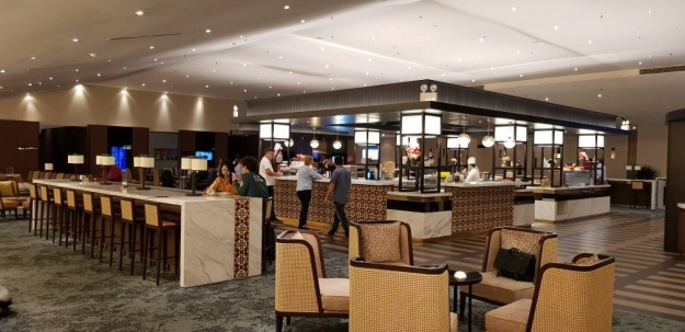 Malaysia Airlines New Golden Lounge KLIA 2018 4