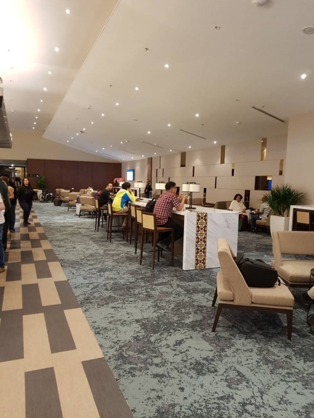 Malaysia Airlines New Golden Lounge KLIA 2018 7