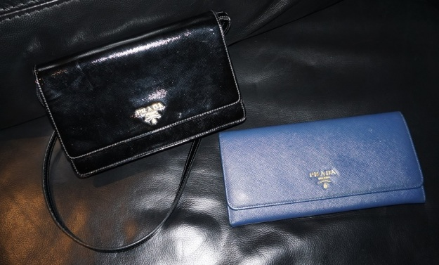 Prada Wallet On Chain