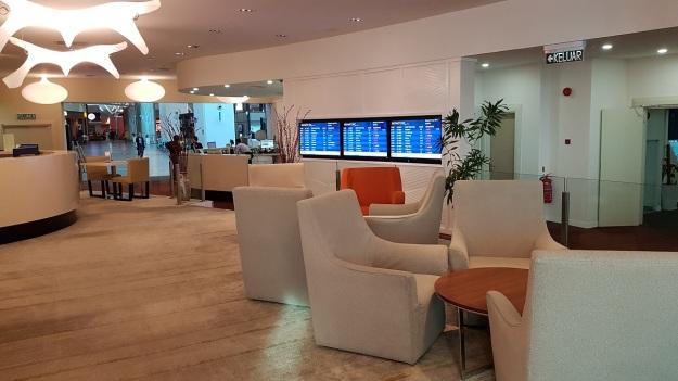 Sama Sama Airport Lounge KLIA2