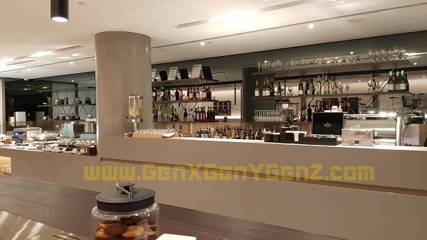 AMEX Lounge Melbourne 2