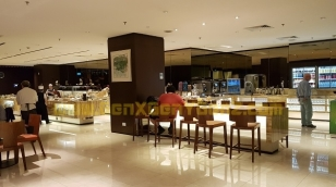 KrisFlyer Lounge Changi T2 3