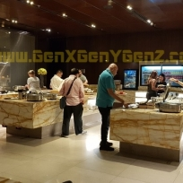 KrisFlyer Lounge Changi T3 8