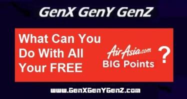 AirAsia big Points