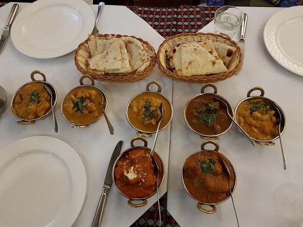 Curry Vault